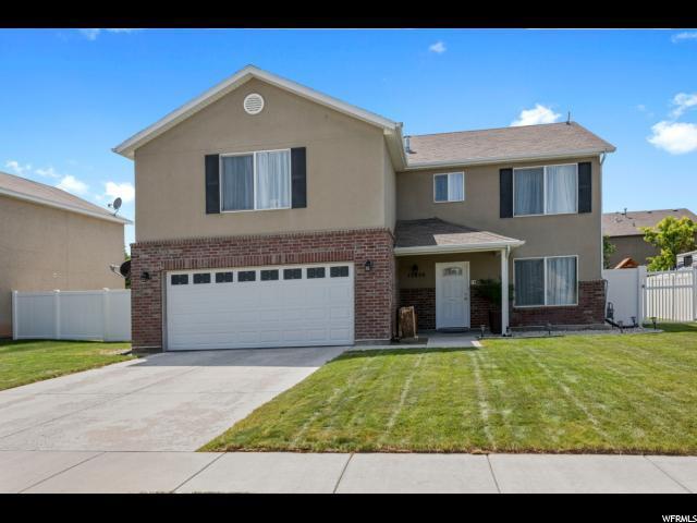 13856 S Mary Loraine Cir, Herriman, UT 84096 (#1541411) :: Big Key Real Estate