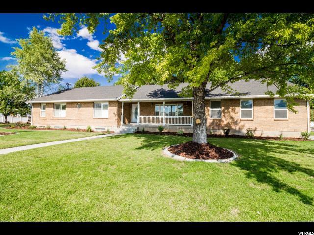 171 S 300 W, Vernal, UT 84078 (#1541412) :: Big Key Real Estate