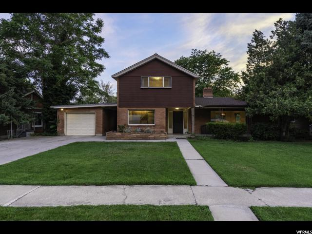 899 N 1260 E, Provo, UT 84604 (#1541414) :: Big Key Real Estate