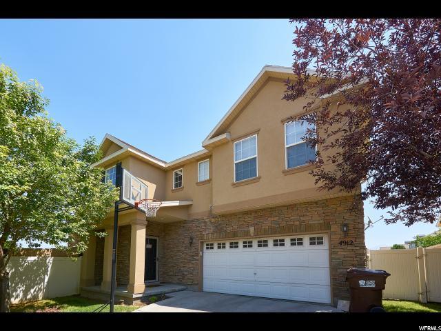 4912 W Duncan Mdw S, Riverton, UT 84065 (#1541419) :: Big Key Real Estate