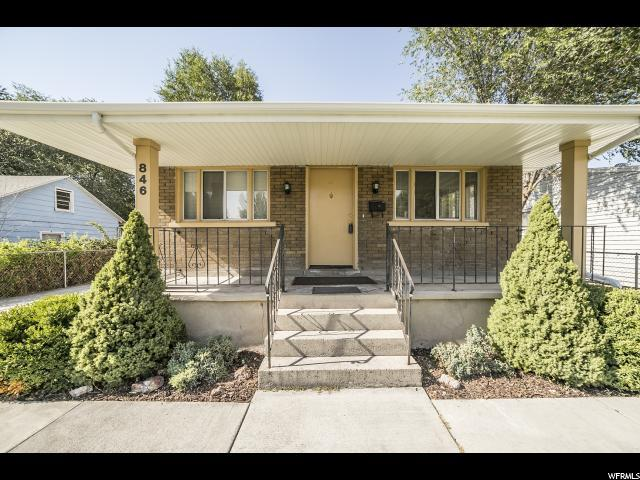 846 W 300 N, Provo, UT 84601 (#1541426) :: Big Key Real Estate