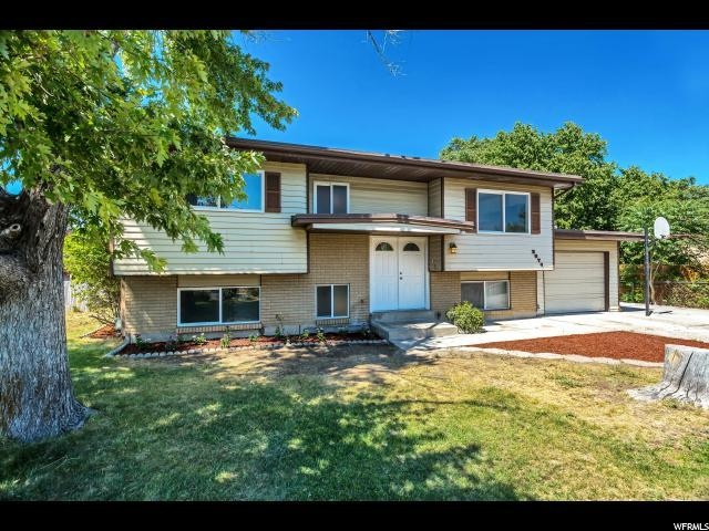 3874 W Moorgate Ave S, West Valley City, UT 84120 (#1541427) :: Eccles Group