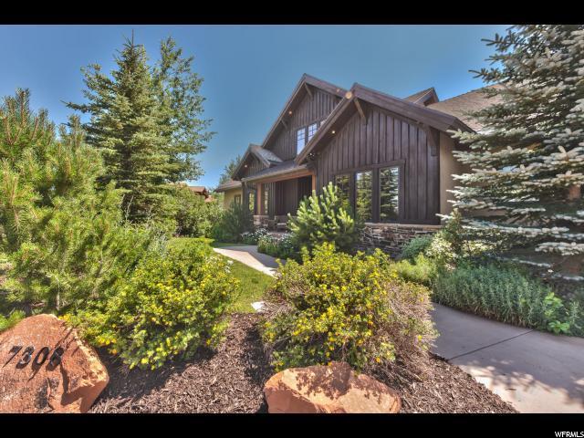 7308 Pineridge Dr, Park City, UT 84098 (MLS #1541444) :: High Country Properties