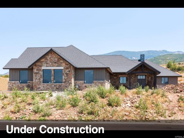 1356 Dovetail Ct #7, Kamas, UT 84036 (MLS #1541459) :: High Country Properties
