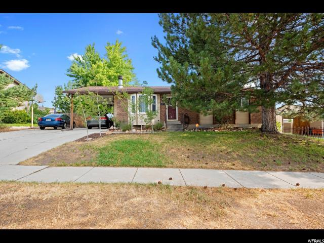 5394 W Northlilac Ave S, West Jordan, UT 84084 (#1541498) :: goBE Realty