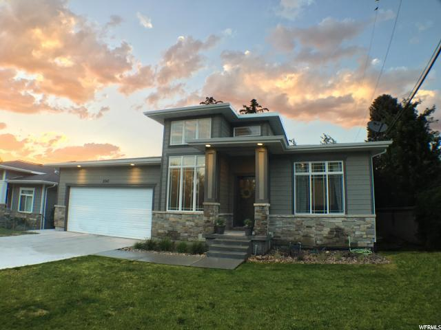 2343 E Sugar Leaf S, Salt Lake City, UT 84109 (#1541502) :: Colemere Realty Associates