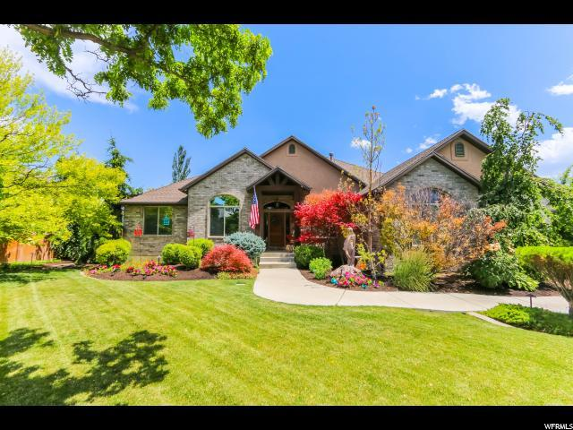 9251 S Hidden Peak Dr, West Jordan, UT 84088 (#1541508) :: goBE Realty
