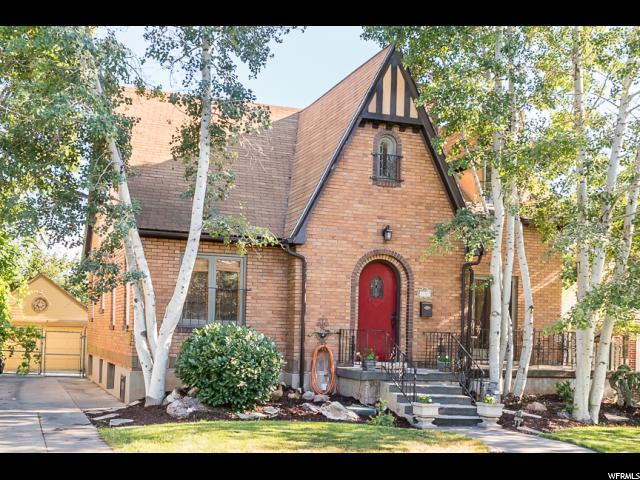 2152 E 1300 S, Salt Lake City, UT 84108 (#1541525) :: Colemere Realty Associates