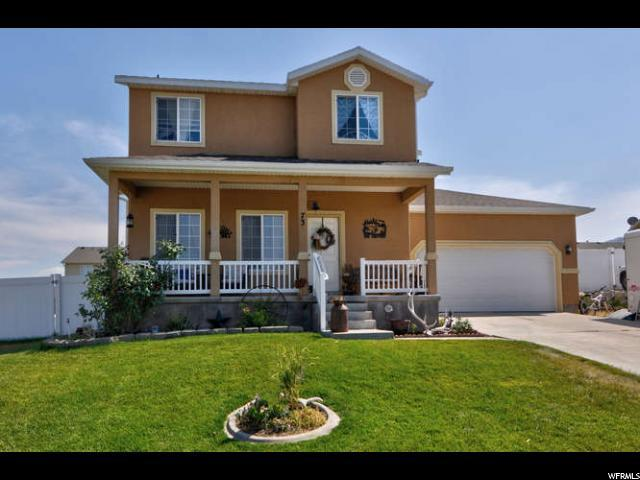 73 W Bermuda Dr S, Saratoga Springs, UT 84045 (#1541542) :: The Utah Homes Team with iPro Realty Network