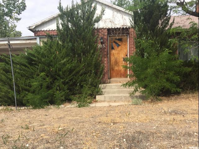 283 N State, Roosevelt, UT 84066 (#1541556) :: RE/MAX Equity
