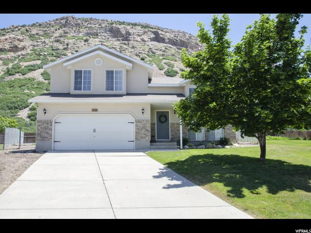 1226 N Willard Peak Cir, Ogden, UT 84404 (#1541560) :: RE/MAX Equity