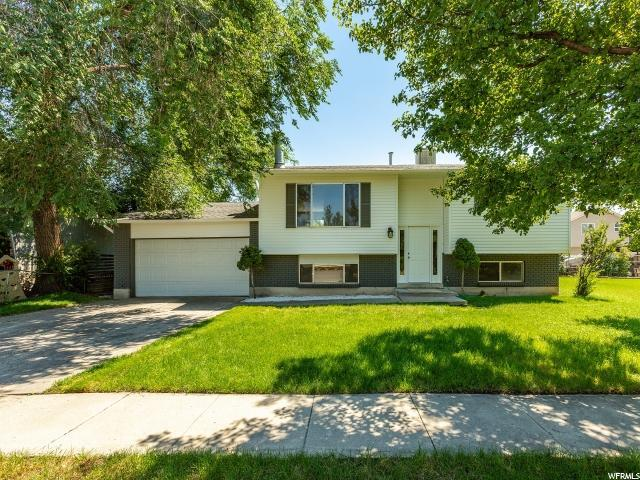 551 N Sir Anthony Cir, Salt Lake City, UT 84116 (#1541571) :: Colemere Realty Associates