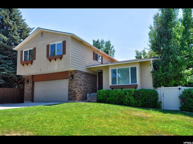 7869 S Oakledge Rd E, Cottonwood Heights, UT 84121 (#1541579) :: Colemere Realty Associates