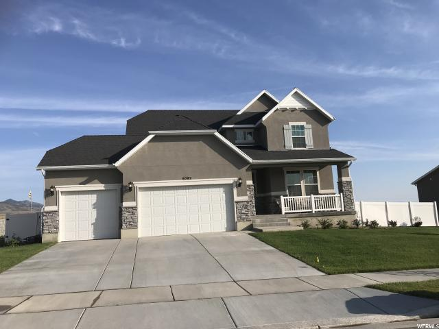 6582 W Arcadia View Dr S #607, West Jordan, UT 84081 (#1541581) :: Colemere Realty Associates
