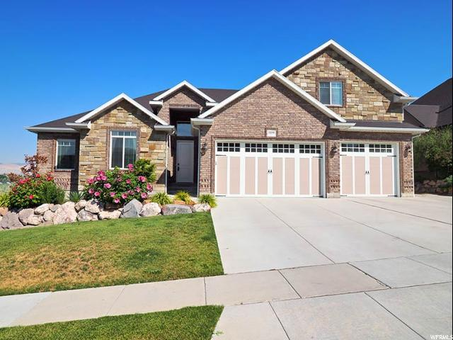 14168 S Stone Fly Dr, Bluffdale, UT 84065 (#1541601) :: Colemere Realty Associates