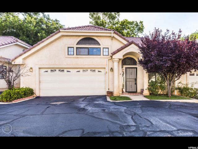 63 E 200 #3, St. George, UT 84770 (#1541620) :: Colemere Realty Associates