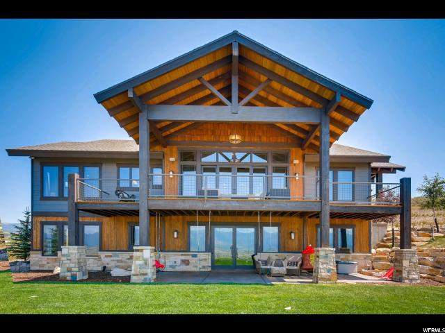 1511 Crescent Dr, Park City, UT 84098 (MLS #1541626) :: High Country Properties