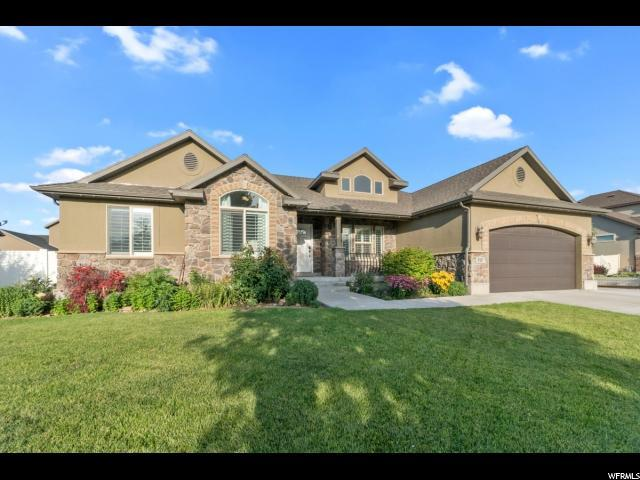 313 S 2000 E, Spanish Fork, UT 84660 (#1541632) :: Colemere Realty Associates
