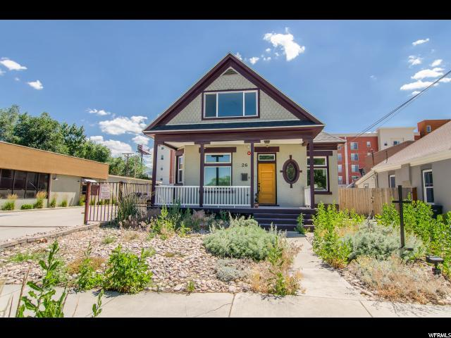 26 N 800 W, Salt Lake City, UT 84116 (#1541649) :: RE/MAX Equity