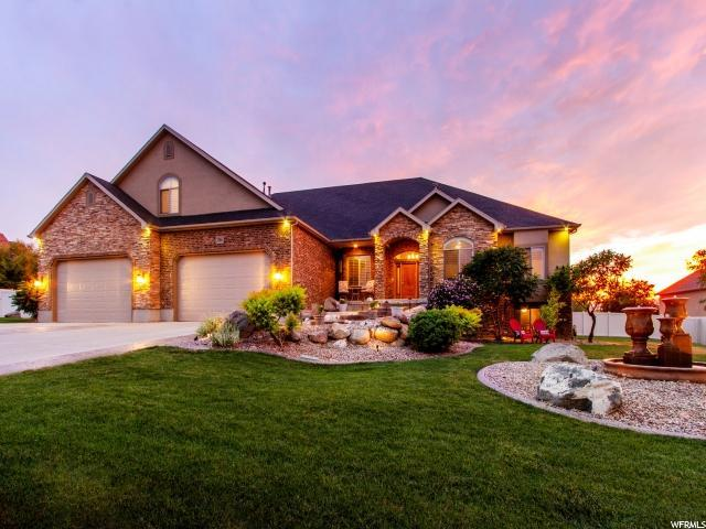 15164 S 2700 W, Bluffdale, UT 84065 (#1541663) :: The Utah Homes Team with iPro Realty Network