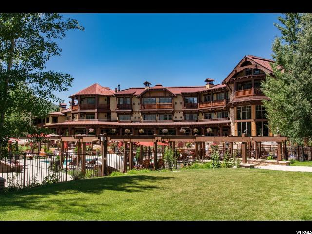 2001 Park Ave #207, Park City, UT 84060 (#1541739) :: The Utah Homes Team with iPro Realty Network