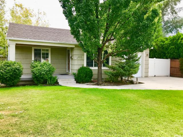 620 N 800 W, Salt Lake City, UT 84116 (#1541819) :: RE/MAX Equity