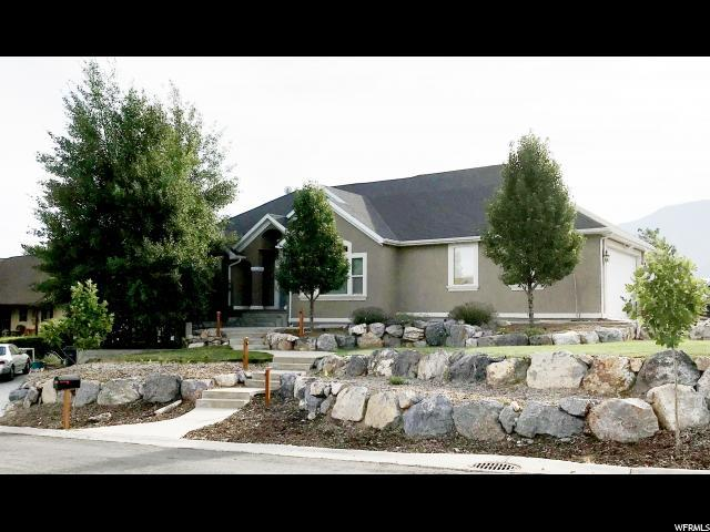 580 Star Lane, Elk Ridge, UT 84651 (#1541822) :: Red Sign Team
