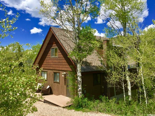 611 Conifer Dr #611, Oakley, UT 84055 (MLS #1541831) :: High Country Properties