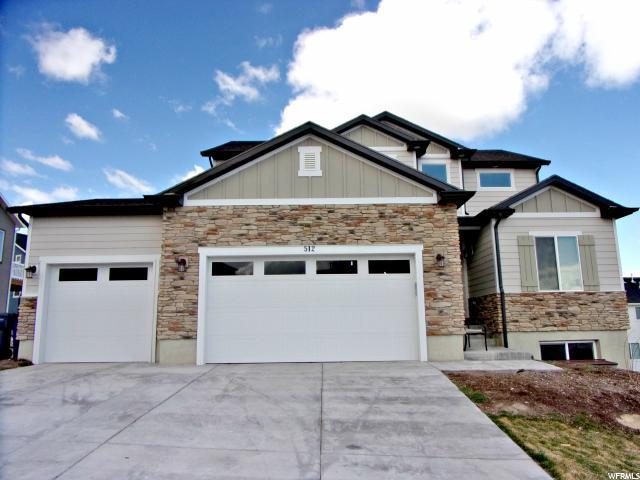 512 W Deer Meadow Dr, Saratoga Springs, UT 84045 (#1541834) :: The Utah Homes Team with iPro Realty Network
