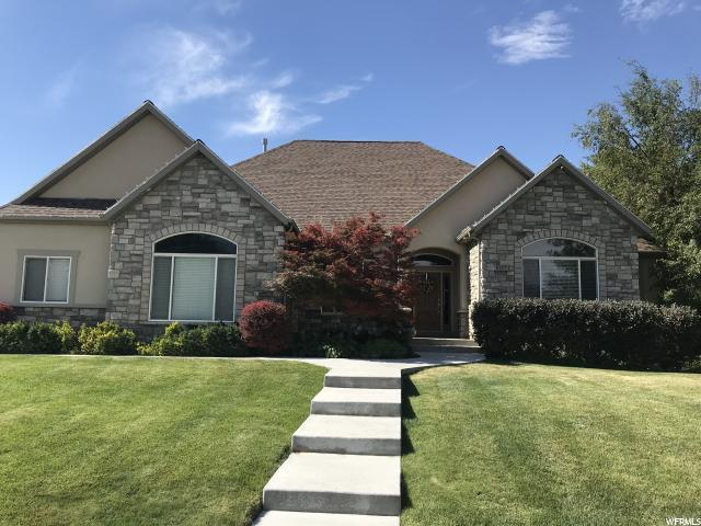 6157 W 10760 N, Highland, UT 84003 (#1541837) :: The Utah Homes Team with iPro Realty Network