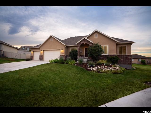 3326 S Red Tailed Crescent Dr W, Saratoga Springs, UT 84045 (#1541893) :: The Utah Homes Team with iPro Realty Network