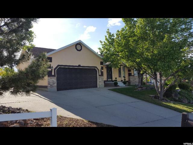 14194 S Murdoch Peak Dr. W, Riverton, UT 84096 (#1541919) :: The Utah Homes Team with iPro Realty Network