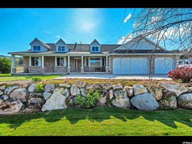 1243 S Hoytsville E, Coalville, UT 84017 (#1542001) :: Red Sign Team