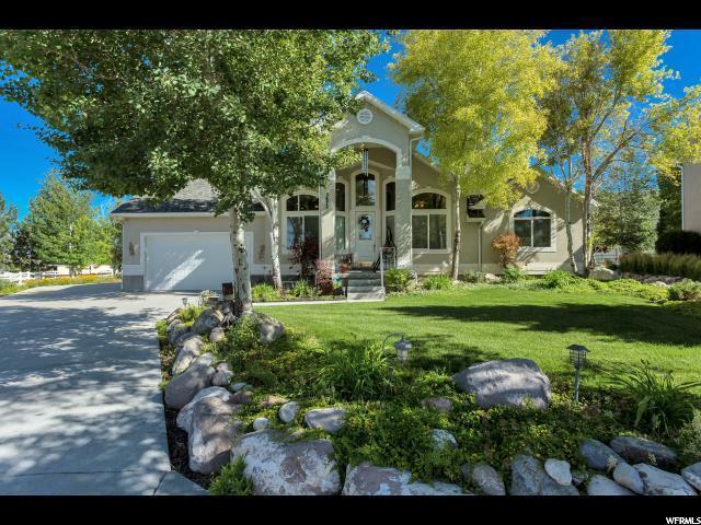 5873 W Silver Saddle Way, Herriman, UT 84096 (#1542079) :: Bustos Real Estate | Keller Williams Utah Realtors