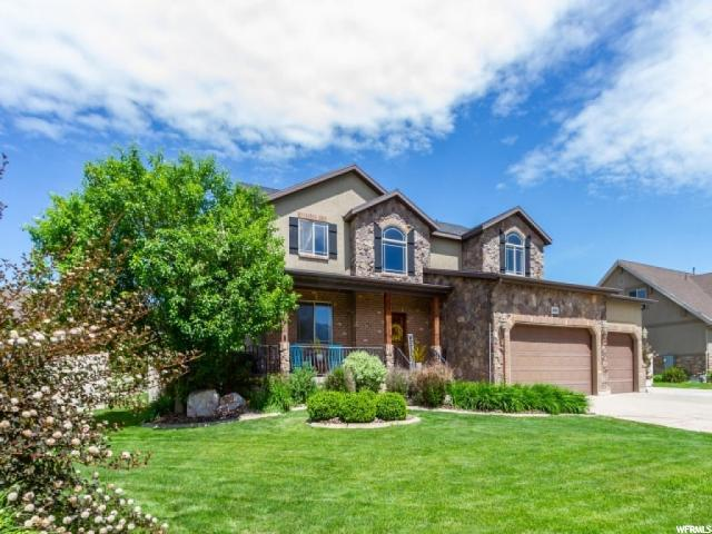 4082 Ivy Ave, Mountain Green, UT 84050 (#1542102) :: Exit Realty Success