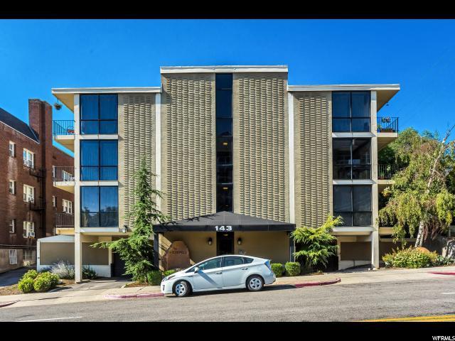 143 E First Ave N #404, Salt Lake City, UT 84103 (#1542210) :: Red Sign Team