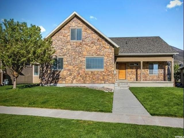 10678 N Hayes Cir, Cedar Hills, UT 84062 (#1542224) :: Exit Realty Success
