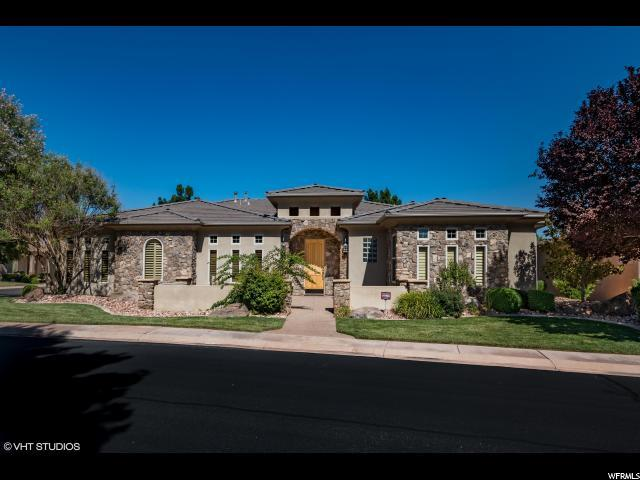 162 N Monterey Drive, St. George, UT 84770 (#1542345) :: Colemere Realty Associates