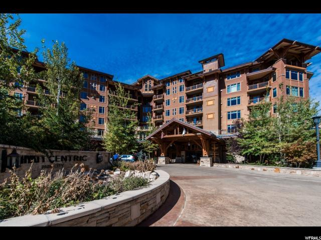 3551 Escala Ct #601, Park City, UT 84098 (MLS #1542359) :: High Country Properties