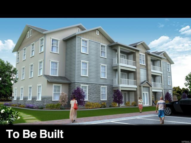 1128 S 820 E #8303, Heber City, UT 84032 (MLS #1542434) :: High Country Properties