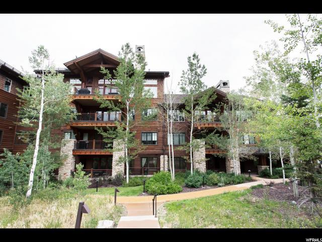 7715 Village Way #406, Park City, UT 84060 (#1542489) :: goBE Realty