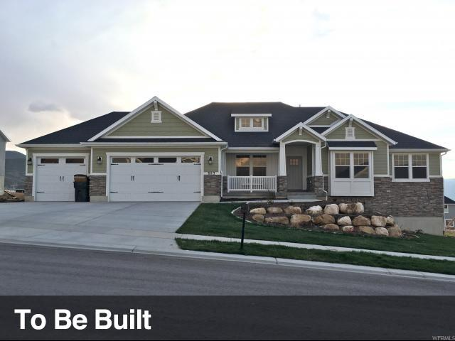 317 N Elk Ridge Dr #1, Elk Ridge, UT 84651 (#1542518) :: Keller Williams Legacy