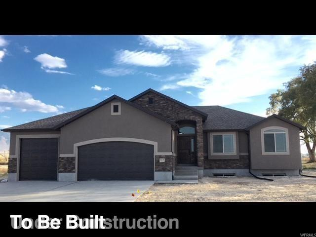 361 S Lookout Ridge Dr, Grantsville, UT 84029 (#1542554) :: Red Sign Team