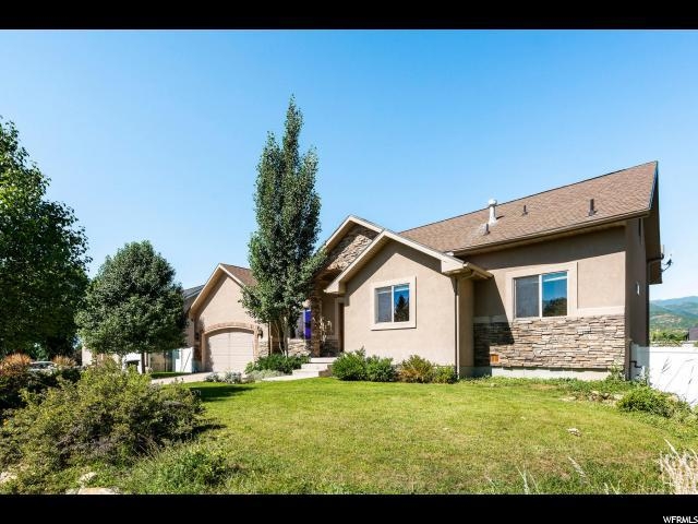 85 N 200 E, Midway, UT 84049 (MLS #1542720) :: High Country Properties