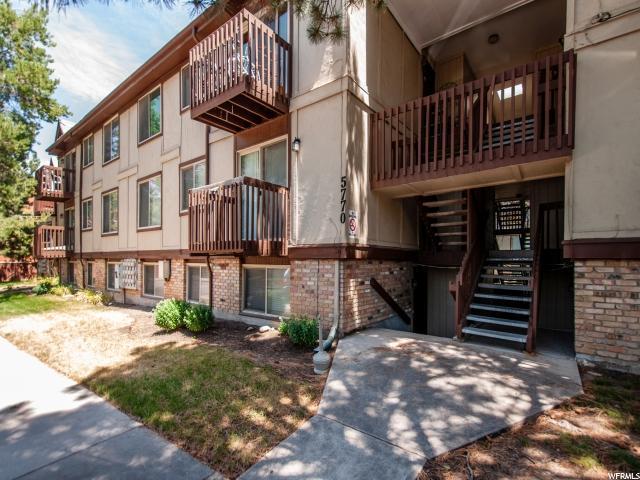 5770 S 900 E #4, Salt Lake City, UT 84121 (#1542778) :: Big Key Real Estate