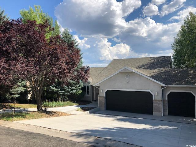 702 E Valley Dr, Heber City, UT 84032 (#1542897) :: Exit Realty Success