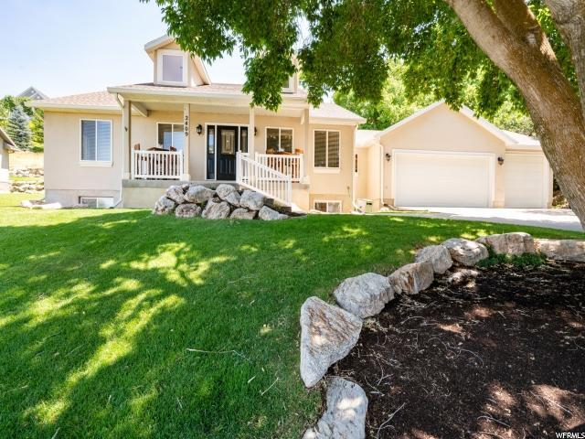 2409 S Pheasant Way, Bountiful, UT 84010 (#1542937) :: The Fields Team