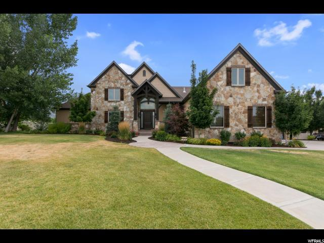 350 N Pfeifferhorn Dr, Alpine, UT 84004 (#1543004) :: Action Team Realty