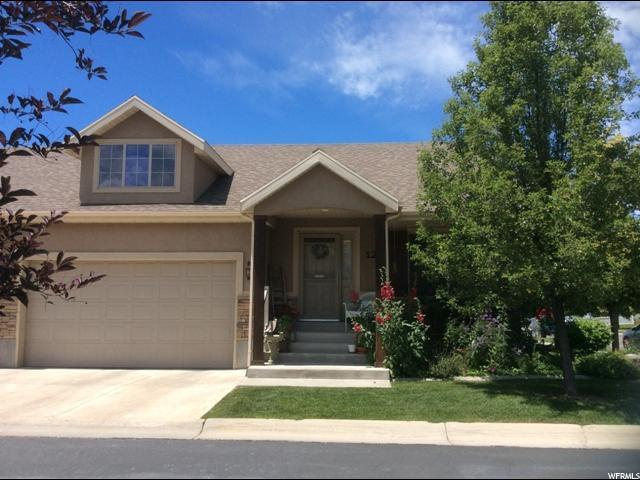 126 W Bamberger Way S, Centerville, UT 84014 (#1543024) :: Red Sign Team