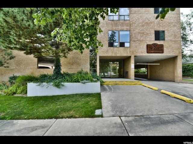160 S 600 E #200, Salt Lake City, UT 84102 (#1543028) :: Big Key Real Estate